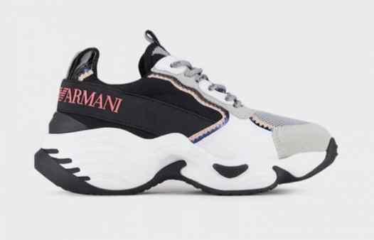 Trevo | Sapatilhas Armani | Armani Sneakers